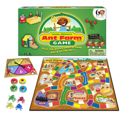Uncle Milton's Ant Farm® Game