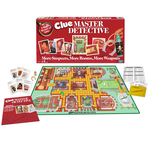 Clue Master Detective®