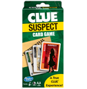 Clue® Suspect Card Game