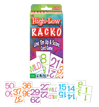 High-Low Rack-O® FREE SHIPPING!