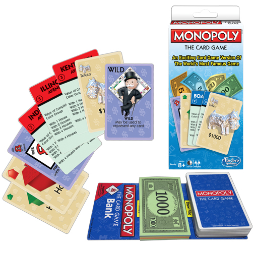 Monopoly® The Card Game