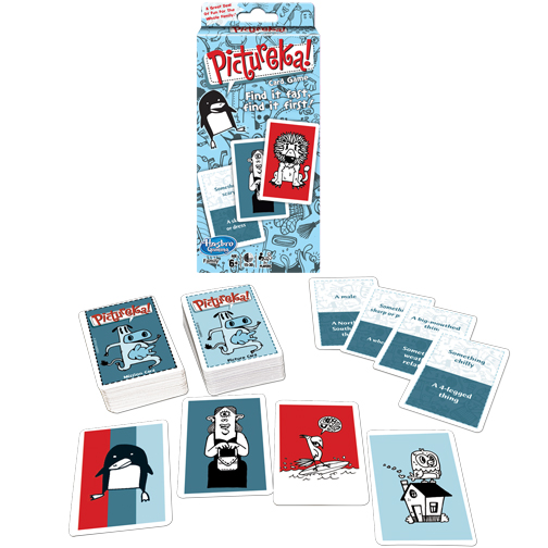 Pictureka!® Card Game