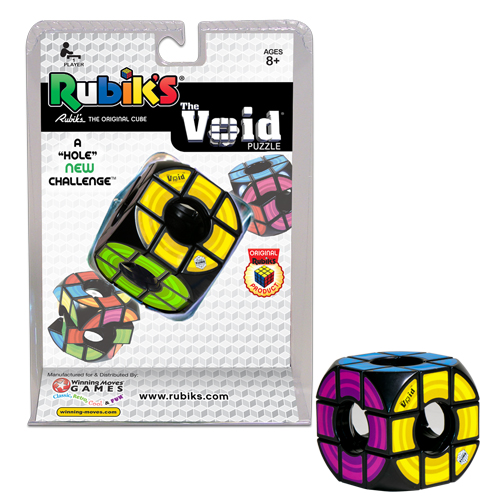 Rubik's® The Void Puzzle®