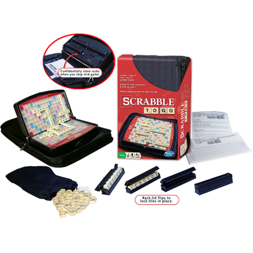 Scrabble® To Go™