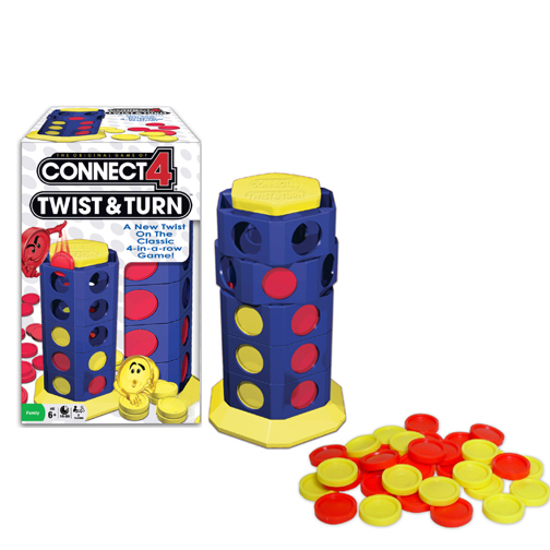 Connect 4® Twist & Turn™